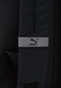 Puma - ORIGINALS BACKPACK - Rucksack - black/gold - 3