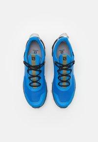 Salomon - CROSS OVER GTX - Hiking shoes - palace blue/black/pearl blue - 3