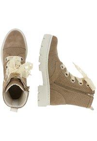Bullboxer - Platform ankle boots - beige/taupe - 3