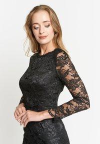 Madam-T - TROPICANA - Cocktail dress / Party dress - schwarz - 3