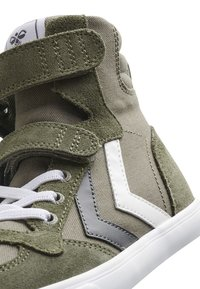 Hummel - High-top trainers - olive night - 6
