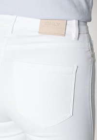 ONLY - ONLROYAL - Jeans Skinny Fit - white - 4