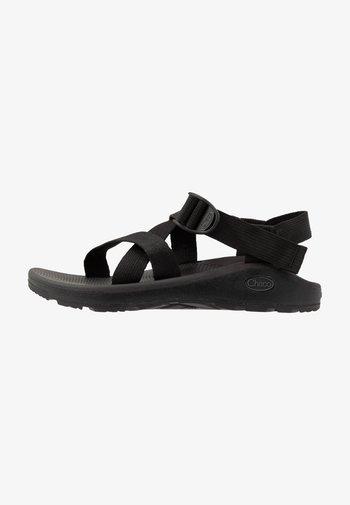 Z CLOUD - Walking sandals - solid black