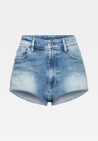 G-Star - KAFEY ULTRA  - Denim shorts - sun faded azurite - 0