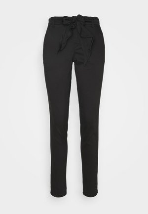 CINDY PANT - Chinos - pitch black