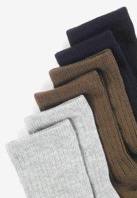 Name it - 6-PACK  - Socks - grey melange - 3