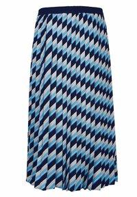 Laura Kent - A-line skirt - marineblau - 4