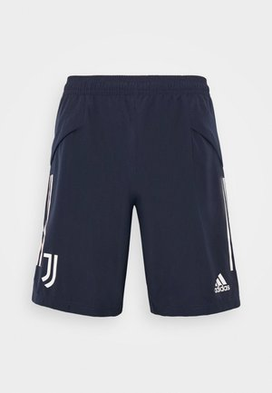 JUVENTUS AEROREADY SPORTS FOOTBALL SHORTS - Pantaloncini sportivi - blue/white