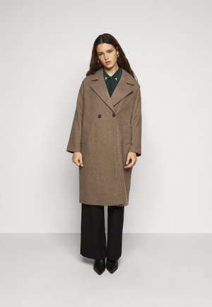 VMCLASSGOLD LONG JACKET - Short coat - chocolate chip