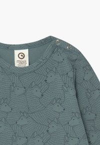 Müsli by GREEN COTTON - WOLF BABY - Longsleeve - lagoon green - 3