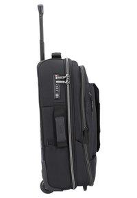 Delsey - TRAMONTANE - Wheeled suitcase - black - 2