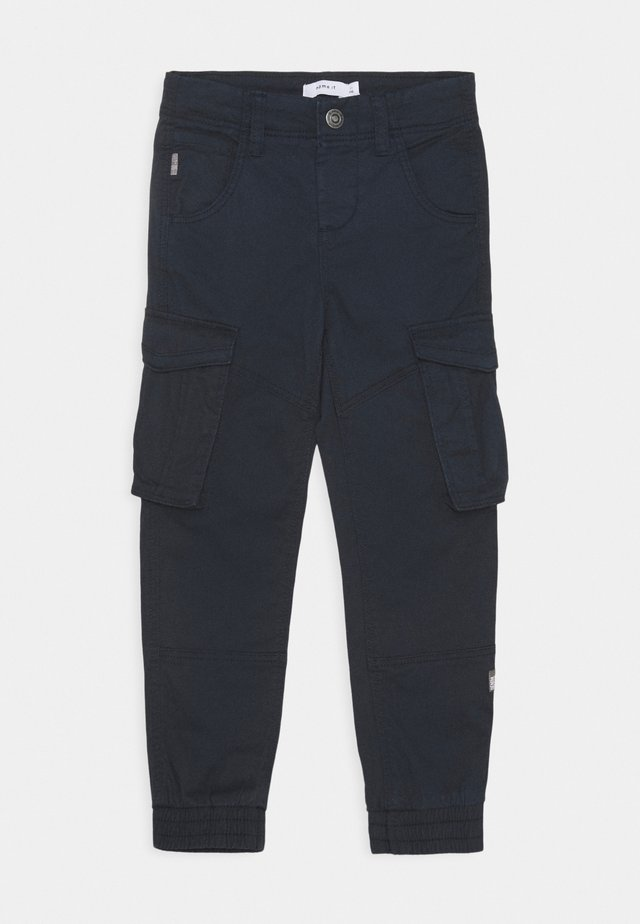 NITBAMGO PANT  - Pantalon cargo - dark sapphire