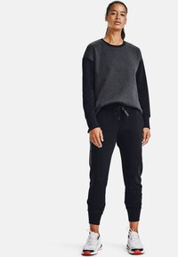 Under Armour - EMB - Tracksuit bottoms - black - 1