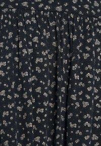 Moss Copenhagen - EANE SKIRT - A-line skirt - black - 2