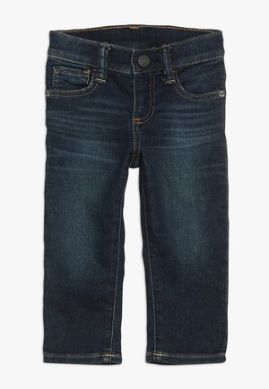 TODDLER BOY - Slim fit jeans - dark wash indigo