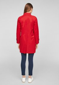 s.Oliver - Trenchcoat - red - 1