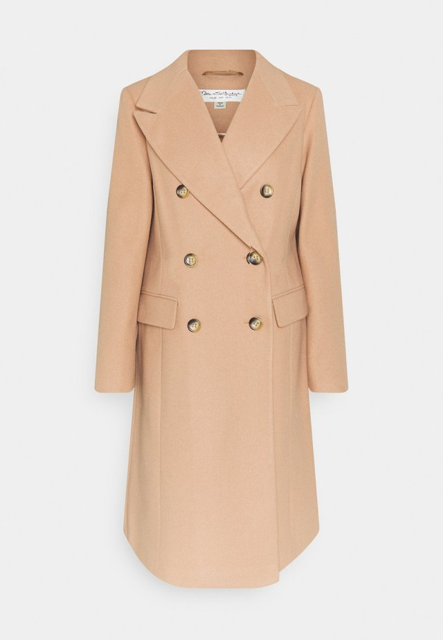MISS ECO RECYCLES - Classic coat - camel