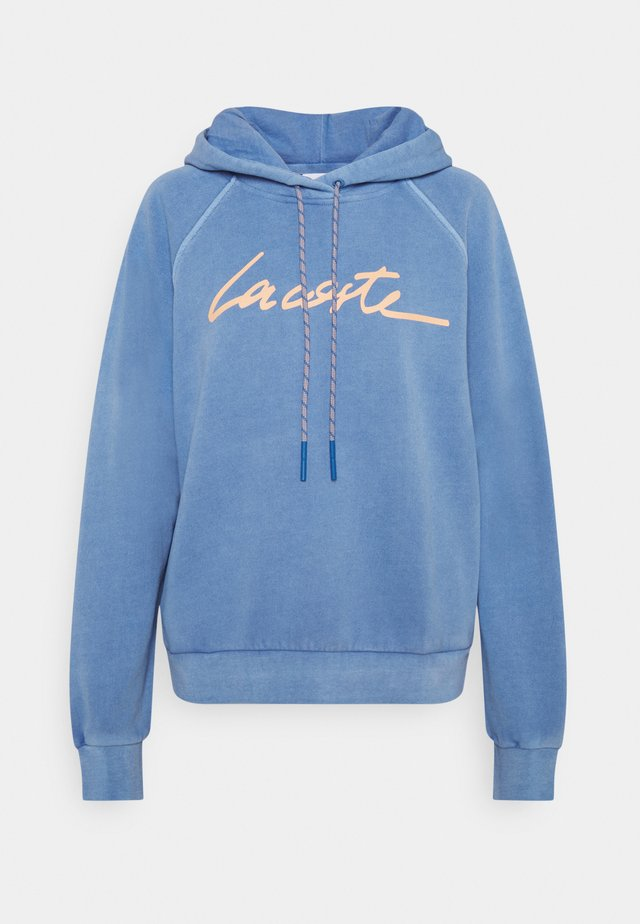 Sweatshirt - turquin blue