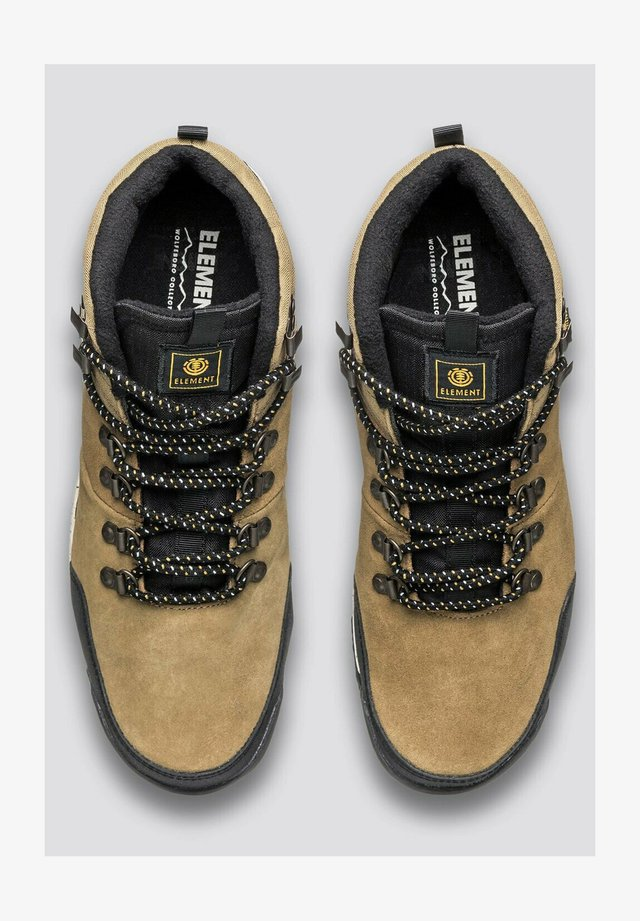 ELEMENT WOLFEBORO DONNELLY LIGHT - Sneakers hoog - breen