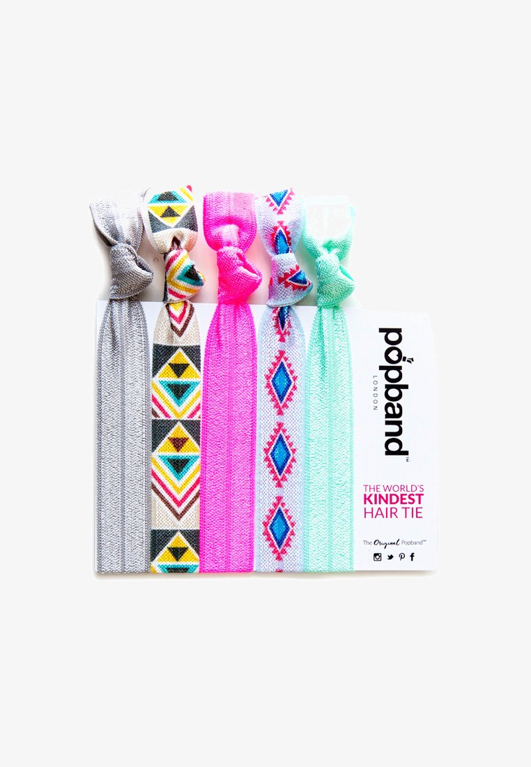 Popband - HAIRTIES MULTIPACK - Hair styling accessory - tribal
