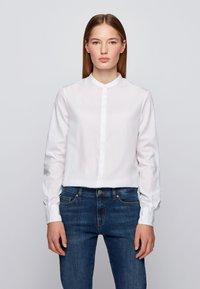 BOSS - BEFELIZE - Button-down blouse - white - 0