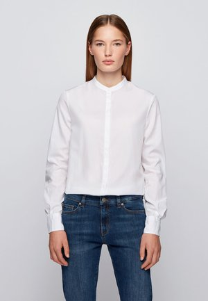 BEFELIZE - Button-down blouse - white