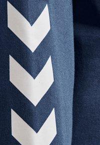 Hummel - HMLGO - Zip-up hoodie - true blue - 4