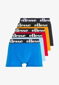 NURRA FASHION TRUNKS 5 PACK - Underkläder - multi