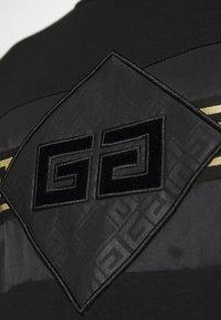 Glorious Gangsta - GALOS TEE - T-shirt med print - jet black/gold - 4
