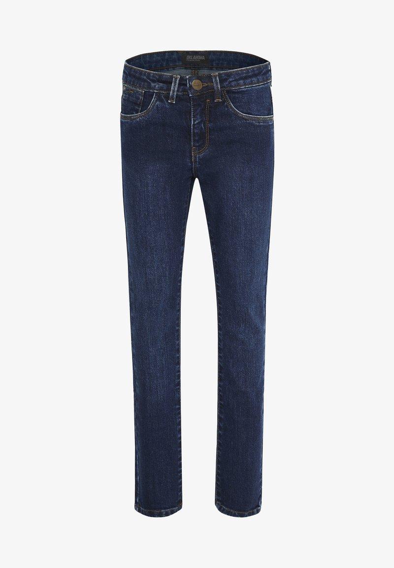 Oklahoma Premium - Slim fit jeans - dark blue