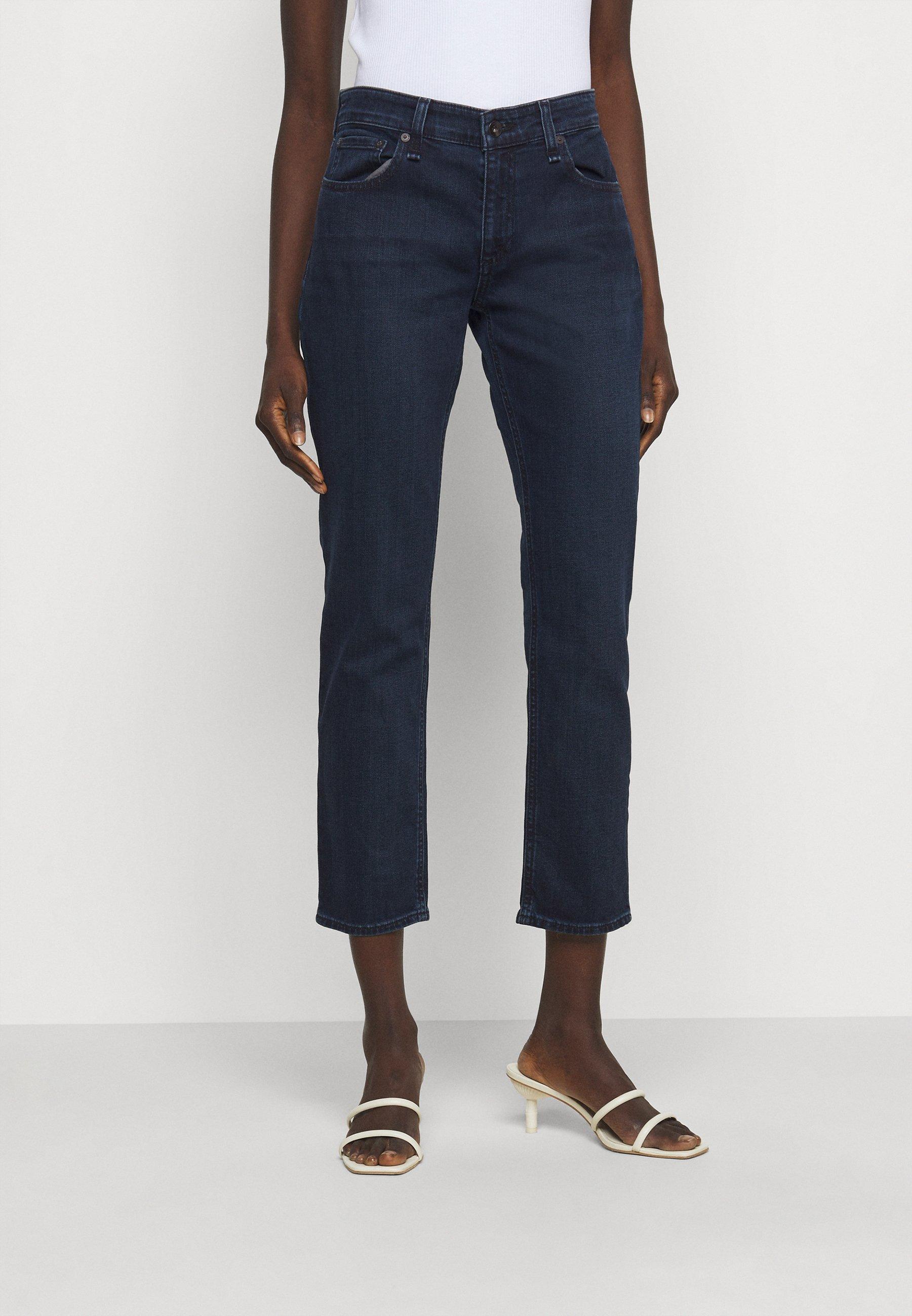 Donna LOW RISE BOYFRIEND - Jeans baggy