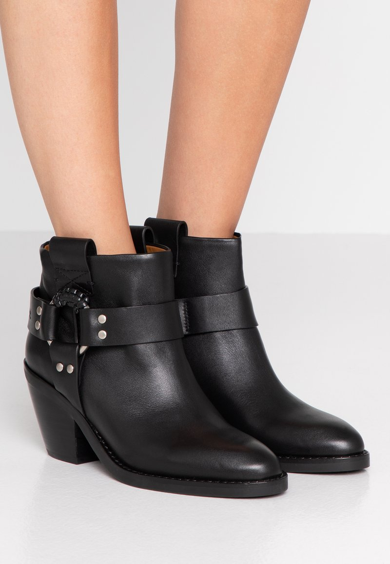 See by Chloé - Boots à talons - nero