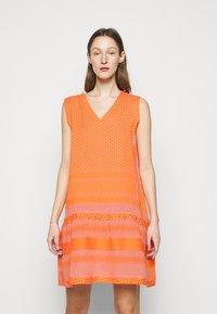 CECILIE copenhagen - DRESS - Denní šaty - flush - 0