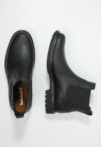 Timberland - STORMBUCKS CHELSEA - Classic ankle boots - black - 1