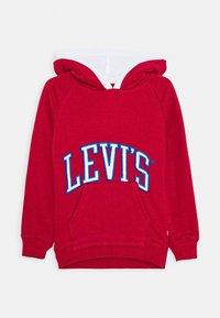 Levi's® - Mikina skapucí - red - 0