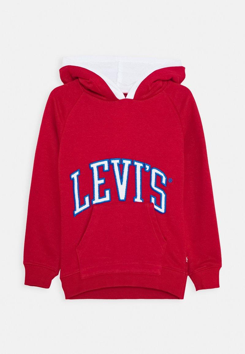 Levi's® - Felpa con cappuccio - red