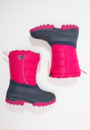 KIDS HANKI  - Winter boots - strawberry