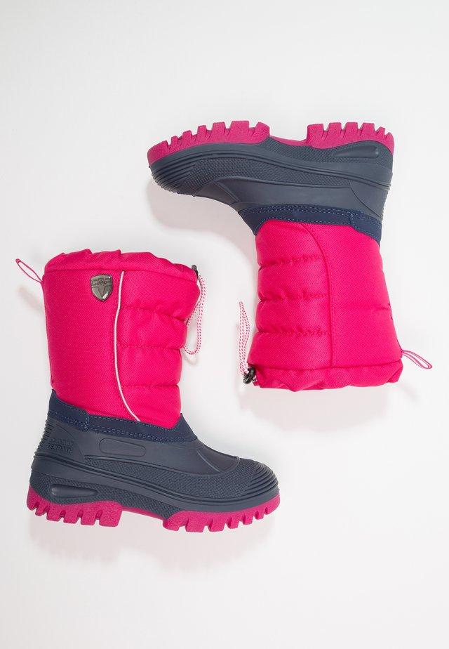 KIDS HANKI  - Zimní obuv - strawberry