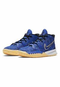 Nike Performance - KYRIE 7 UNISEX - Basketsko - hyper royal/black/white/hyper royal - 2