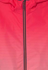 Killtec - LYSE - Outdoor jacket - neon-coral - 3