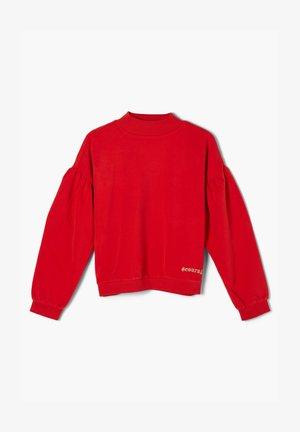 ROLLKRAGEN - Sweatshirt - red