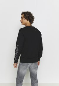 Diesel - UMLT-WILLY SWEAT-SHIRT - Sweatshirt - black - 2