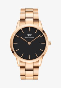Daniel Wellington - ICONIC LINK 40MM - Watch - rose gold - 1