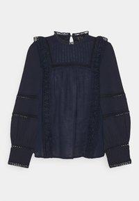 Vero Moda - VMETTY - Long sleeved top - navy blazer - 0