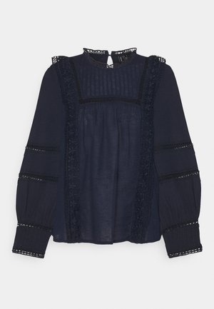 VMETTY - Long sleeved top - navy blazer