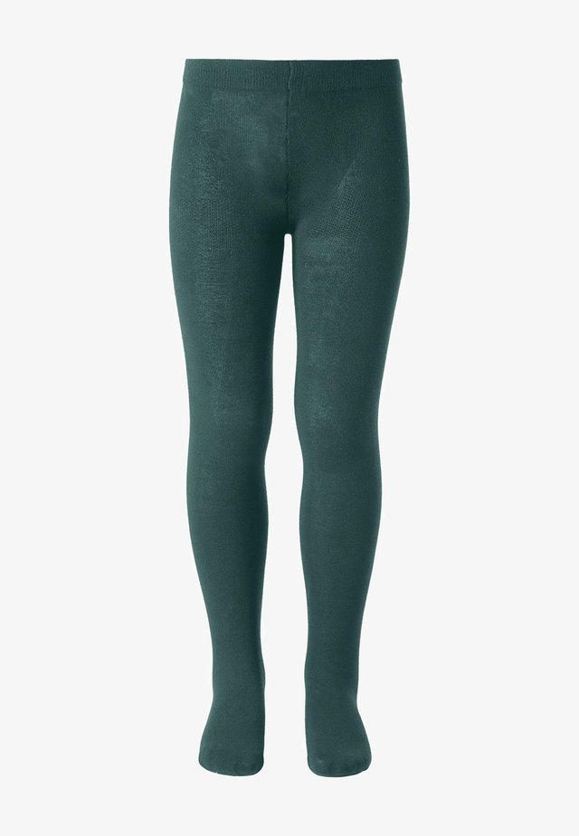 Leggings - Stockings - verde pino