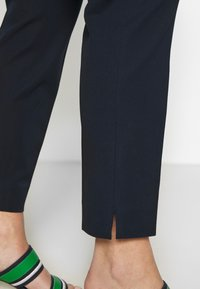 Polo Ralph Lauren - SLIM LEG PANT - Leggings - aviator navy - 6