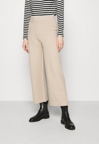 MYSA - Pantalon classique - macadamia