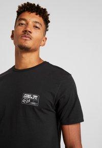 Fox Racing - PRO CIRCUIT PREMIUM TEE - Print T-shirt - black - 3