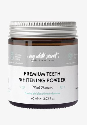 WHITENING POWDER - Tandverzorging - -